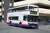 H131FLX First West Yorkshire First London London Buslines