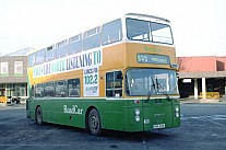 DHG210W RoadCar Sheffield Omnibus Lancaster CT