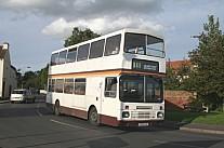 F609GVO Isle Coaches,Owston Ferry  Finglands,Manchester Trent Barton
