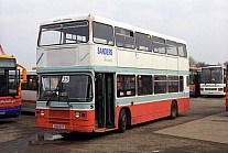C810BYY Sanders,Holt London Buses