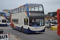 AE07KYW Stagecoach Lincolnshire