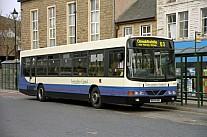 H454HWY Blazefield Lancashire United Blazefield Yorkshire Coastliner