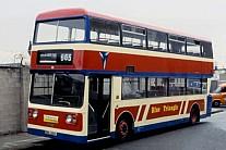 YNL221V Blue Triangle,Bootle Busways Tyne & Wear PTE