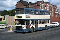 VVV62V Nottingham Omnibus Northampton CT