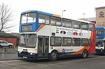 L650MYG Stagecoach Lincs Blazefield WYRCC