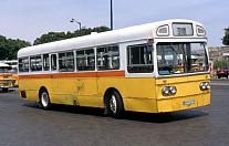 FBY675 (AML11H) Malta London Transport