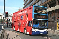 KX05TWM Stagecoach Manchester