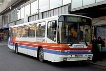 P827FVU Stagecoach Manchester
