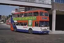GLJ466N Hampshire Bus Hants & Dorset