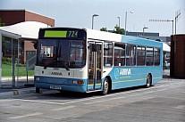P416HVX Arriva Herts & Essex County Bus