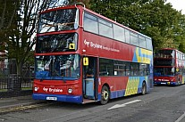 LX51FKB Brylaine,Boston Stagecoach East London