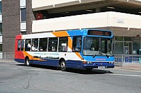 V143MAK Huddersfield Bus Co.Stagecoach Yorkshire Traction
