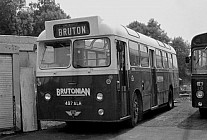 497ALH Brutonian(Knubley),Bruton Chesterfield CT London Transport
