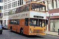 CHF353X Capital Citybus Merseybus Merseyside PTE