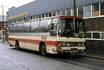 YBR66R Daisy Bus,Broughton Watson,Annfield Plain