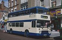 AFJ759T Nottingham Omnibus Western National