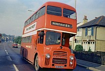 AVH635B Yorkshire Traction County Motors,Lepton