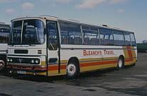 TWJ430L Bleanch,Hetton-le-Hole NT East Sheffield United Tours