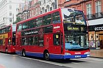 LK57KBF London Metroline
