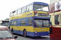OJD203R Fareway,Liverpool Cumberland MS Hampshire Bus London Transport
