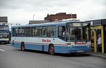 J113WSC Blue Bus,Bolton Stagecoach Ribble London Buses