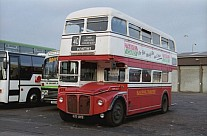 627DYE Blackpool CT London Transport