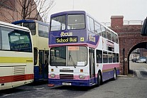 G96PES Focus,Preston Tayside RT