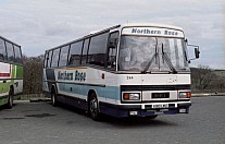 A910LWU Blazefield Keighley(Northern Rose) West Yorkshire RCC