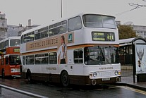 AVK177V Finglands,Manchester Busways Tyne & Wear PTE