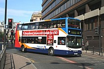 V156OFT Stagecoach Manchester Stagecoach Busways