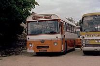 VDB933 Heyfordian(Smith),Upper Heyford GMPTE SELNEC PTE NWRCC