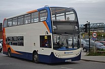 AE07KYX Stagecoach Lincolnshire