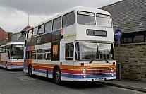 LFJ883W Blazefield Lancashire United Stagecoach Ribble Stagecoach Devon General WNOC