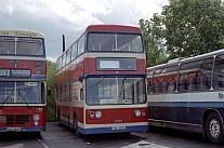 YNL221V Blue Triangle,Bootle Tyne&Wear PTE