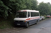 E565YBU Arrowline(Starline).Knutsford