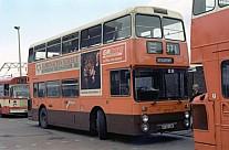 A722LNC GM Buses GMPTE
