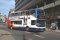 KX05TWN Stagecoach Manchester