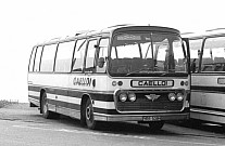 YRR508H (NOR511) Rebody Caelloi Motors,Pwllheli Everton,Droitwich Barton,Chilwell
