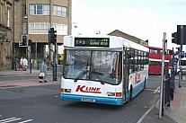 R552UOT K-Line,Huddersfield Solent BlueLine Marchwood,Totton