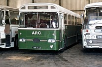 TRN772 APC,Dungerness Ribble MS