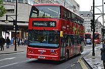 LJ16EZP Metroline London