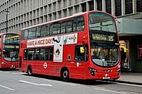 BJ11DSY London TowerTransit First London