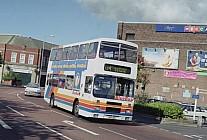 H115ABV Blue Bus,Bolton Stagecoach Burnley Burnley & Pendle