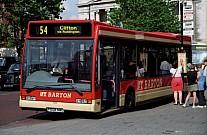 P508NWU Trent Barton Demonstrator
