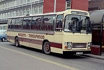 HIL3935 (A150EPA) Huxleys,Threapwood London Country