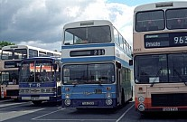 TUB250R Aintree Coachlines,Bootle West Yorkshire PTE