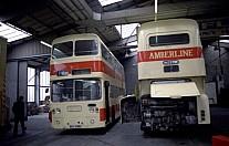 BKC258K Amberline,Speke MerseyBus Merseyside PTE