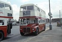 650DYE Blackpool CT London Transport