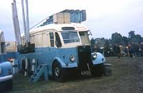 GJW933 Rebody Showman Bradley,Loughton Cassels,Woburn Sands Don Everall,Wolverhampton