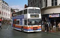 C236EVU Stagecoach Manchester GM Buses GMPTE